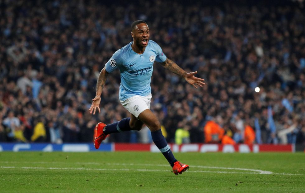 Former PL Stalwart hails Sterling as the best forward after the two GOATs