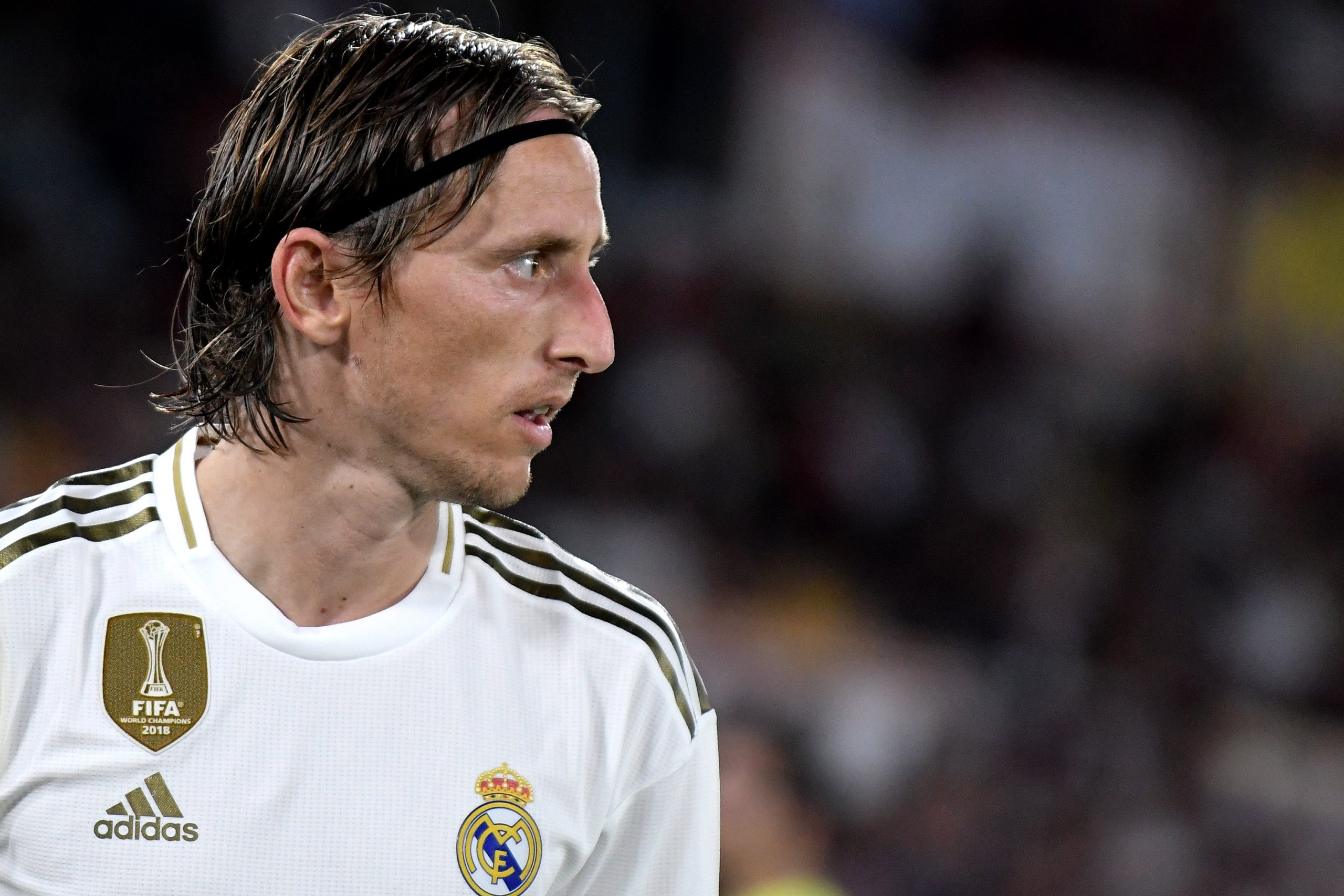 Luka Modric reveals plans for Real Madrid future