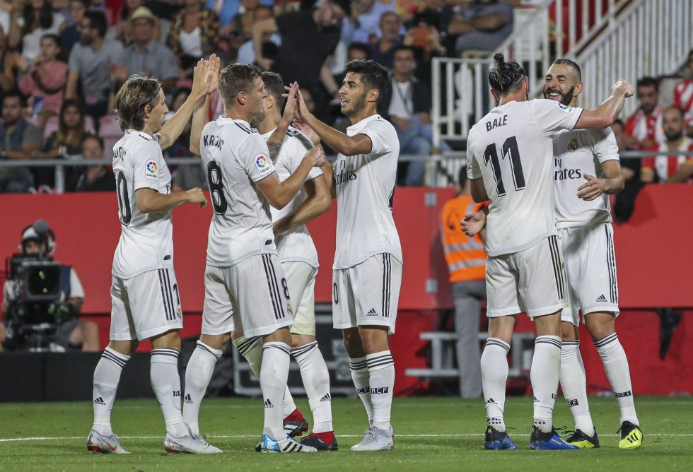 Real Madrid Predicted line up vs Alaves