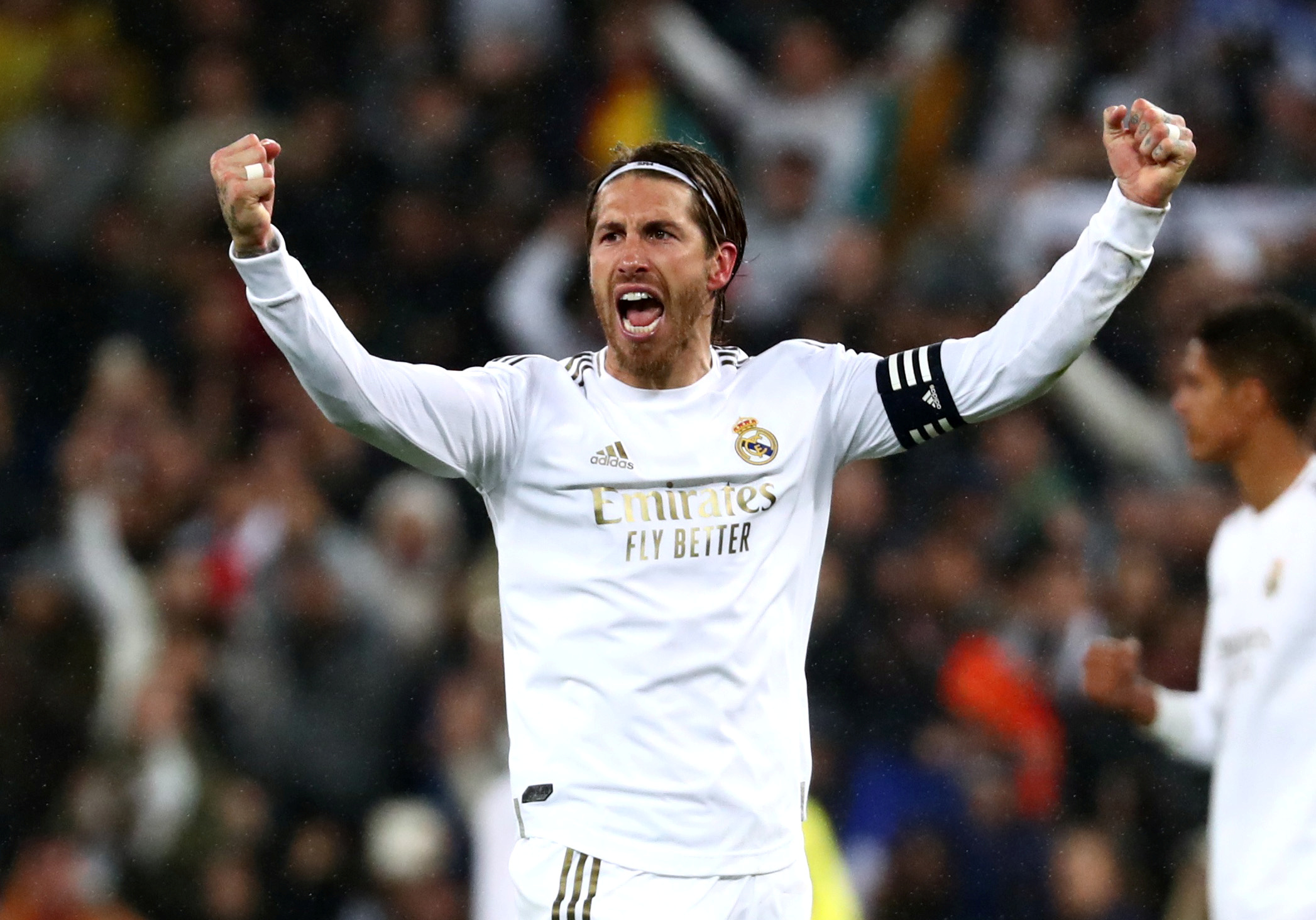 Sergio Ramos hails Zidane as key to title success