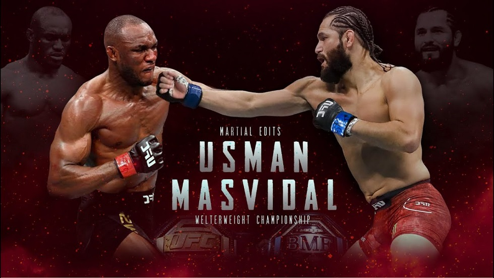UFC 251 Date, Time, Location, PPV When Is Kamaru Usman vs Jorge Masvidal All Info Provided!
