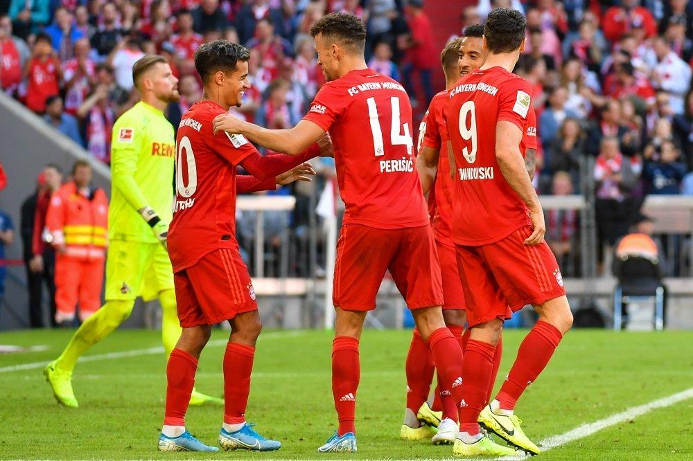 Bayern Munich Predicted Line Up vs PSG