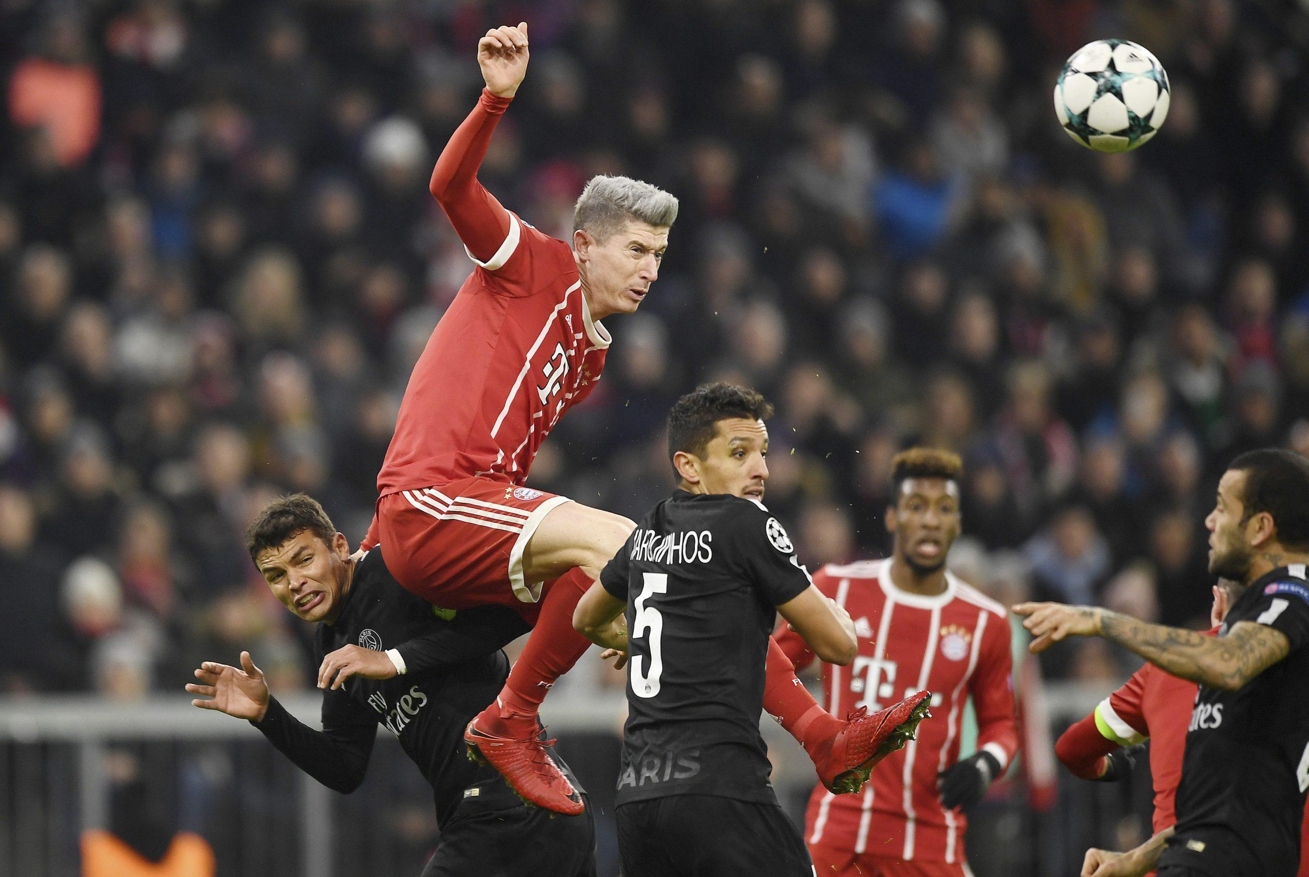 Bayern Munich vs PSG live stream