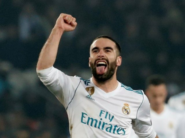 Dani Carvajal has intention to retire at Real Madrid