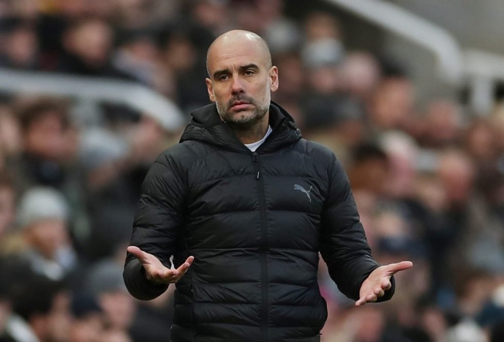 Guardiola reveals date of departure from Manchester!