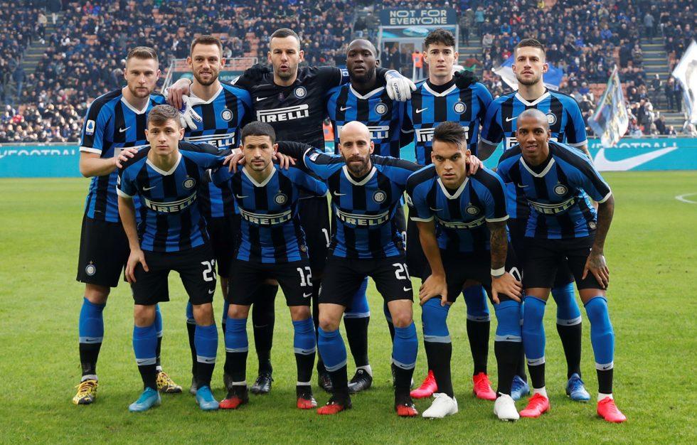 Inter Milan predicted line up vs Shakhtar Donetsk