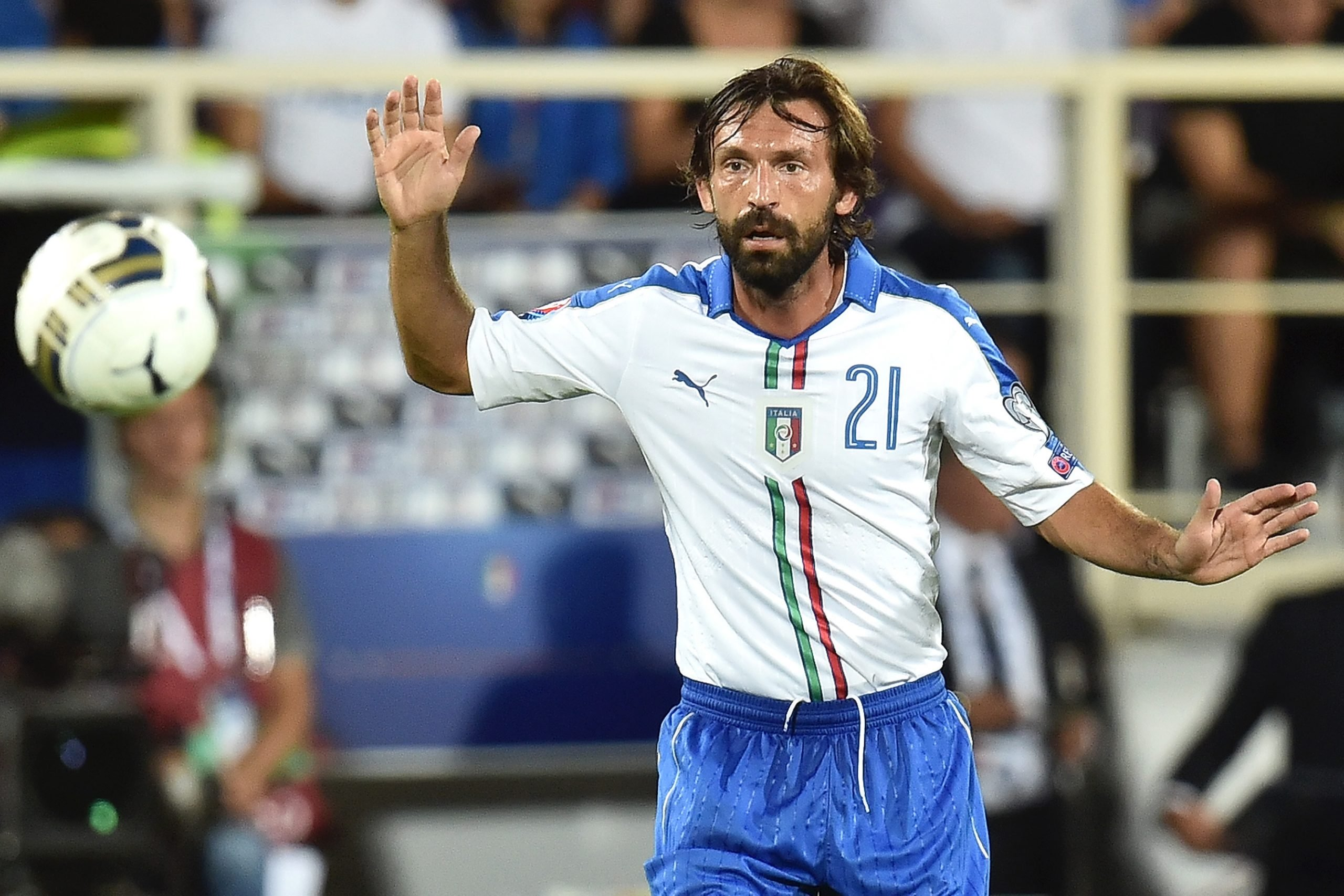 OFFICIAL: Juventus Make Andrea Pirlo New First Team Manager