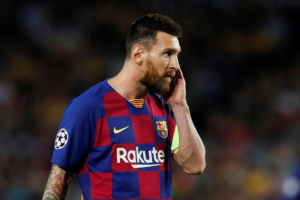 Messi Expresses Desire To Move To Man City