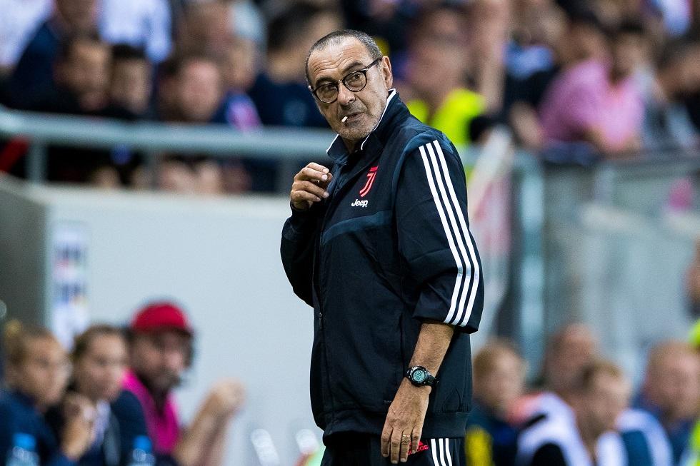 OFFICIAL Juventus Sack Maurizio Sarri