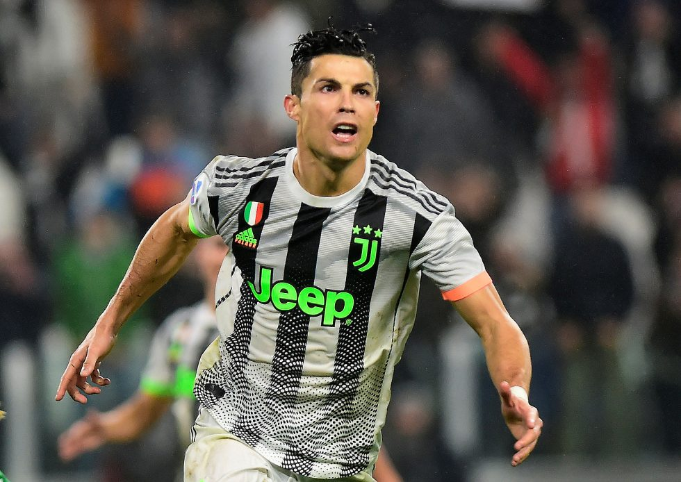 Ronaldo Move To PSG Speculations Go Up As Juventus Exit CL