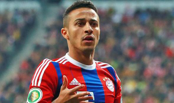 Thiago set to leave Bayern: Rummenigge