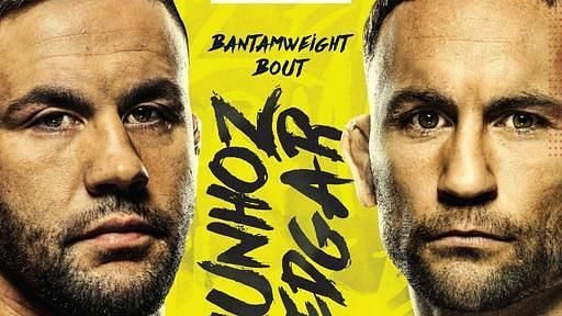 UFC Fight Night Date, Time, Location, PPV When Is Edgar vs Munhoz