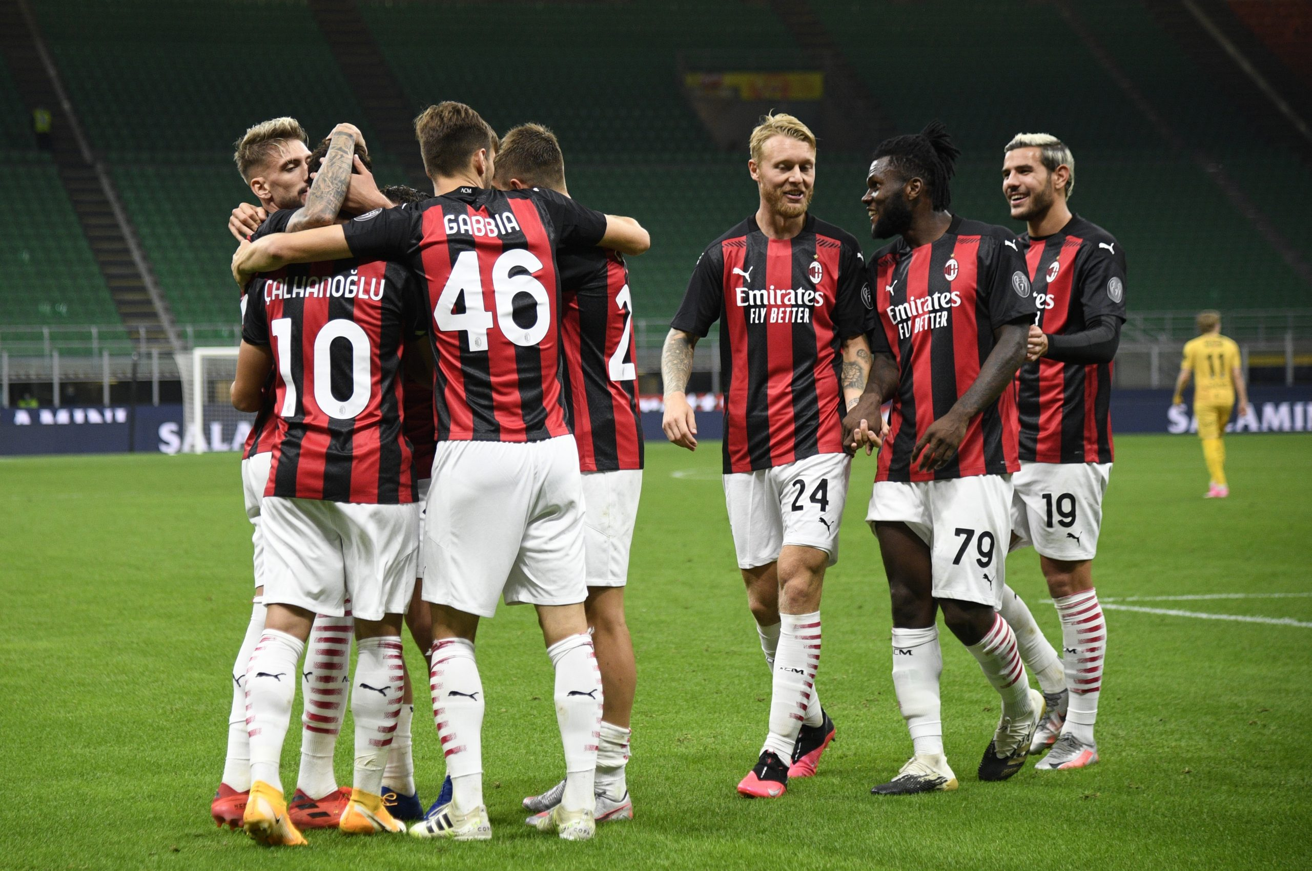 Ac Milan Players Salaries 2020 21 Weekly Wages Highest Paid