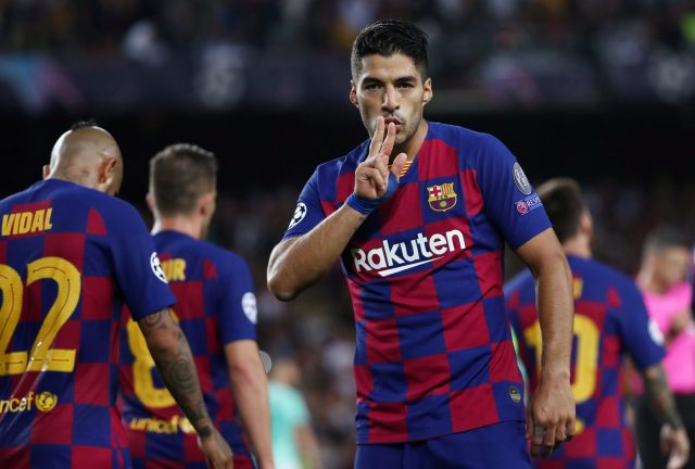 BREAKING Luis Suarez Agrees Juventus Move