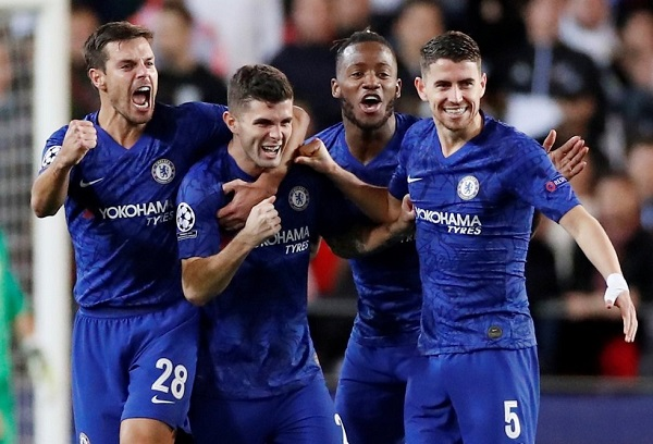 Chelsea FC Squad, Team, All Players 2020/21