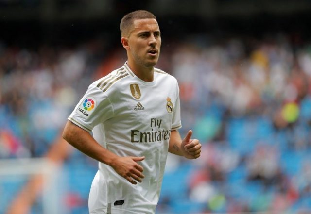 Eden Hazard returned to Real Madrid overweight and the club are concerned