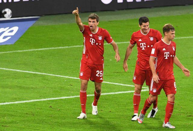 FC Bayern Munich Players Salaries