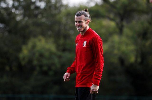 Gareth Bale explains where he'll fit into Tottenham