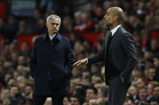 Guardiola and Mourinho tipped for worst seasons ever