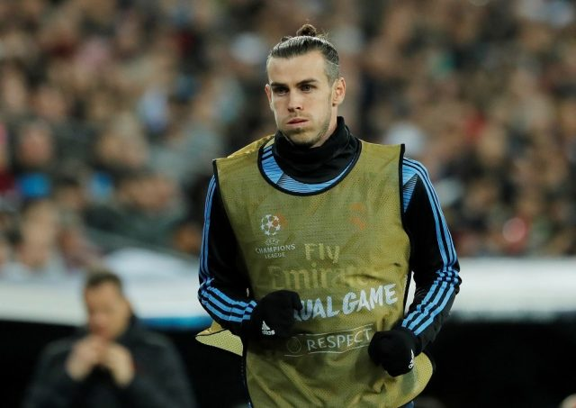 Jose Mourinho keen to hijack Man United transfer plan with Bale offer