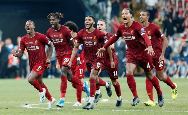 Liverpool FC Squad 2020: Liverpool First Team & All Players 2020/21