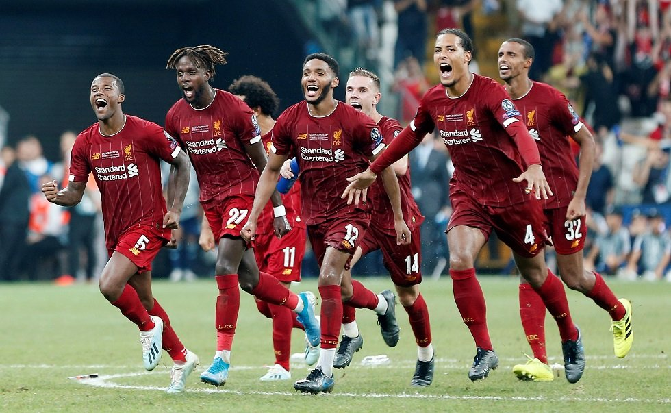 Liverpool FC Squad 2020: Liverpool First Team & All ...