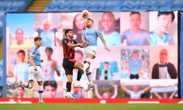 Manchester City vs AFC Bournemouth Head to Head