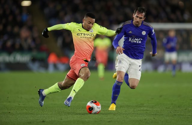 Manchester City vs Leicester City Head To Head Results & Records (H2H)