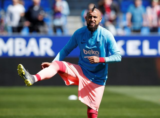 OFFICIAL: Arturo Vidal completes move to Inter Milan