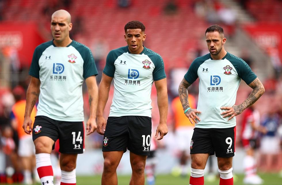 Southampton FC Squad 2020
