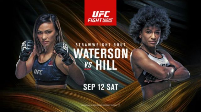 UFC Fight Night 177 Odds Waterson vs Hill Betting Odds & Tips!