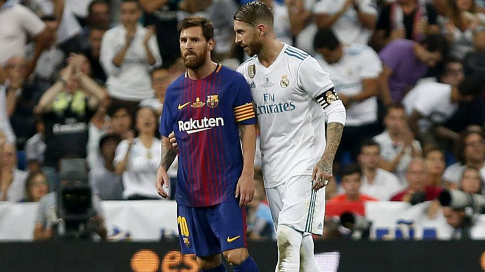 All-Time Top Goalscorers in El Clasico