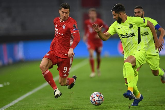 Bayern Munich Predicted Line Up vs Atletico Madrid Will Lewandowski be in the Starting XI