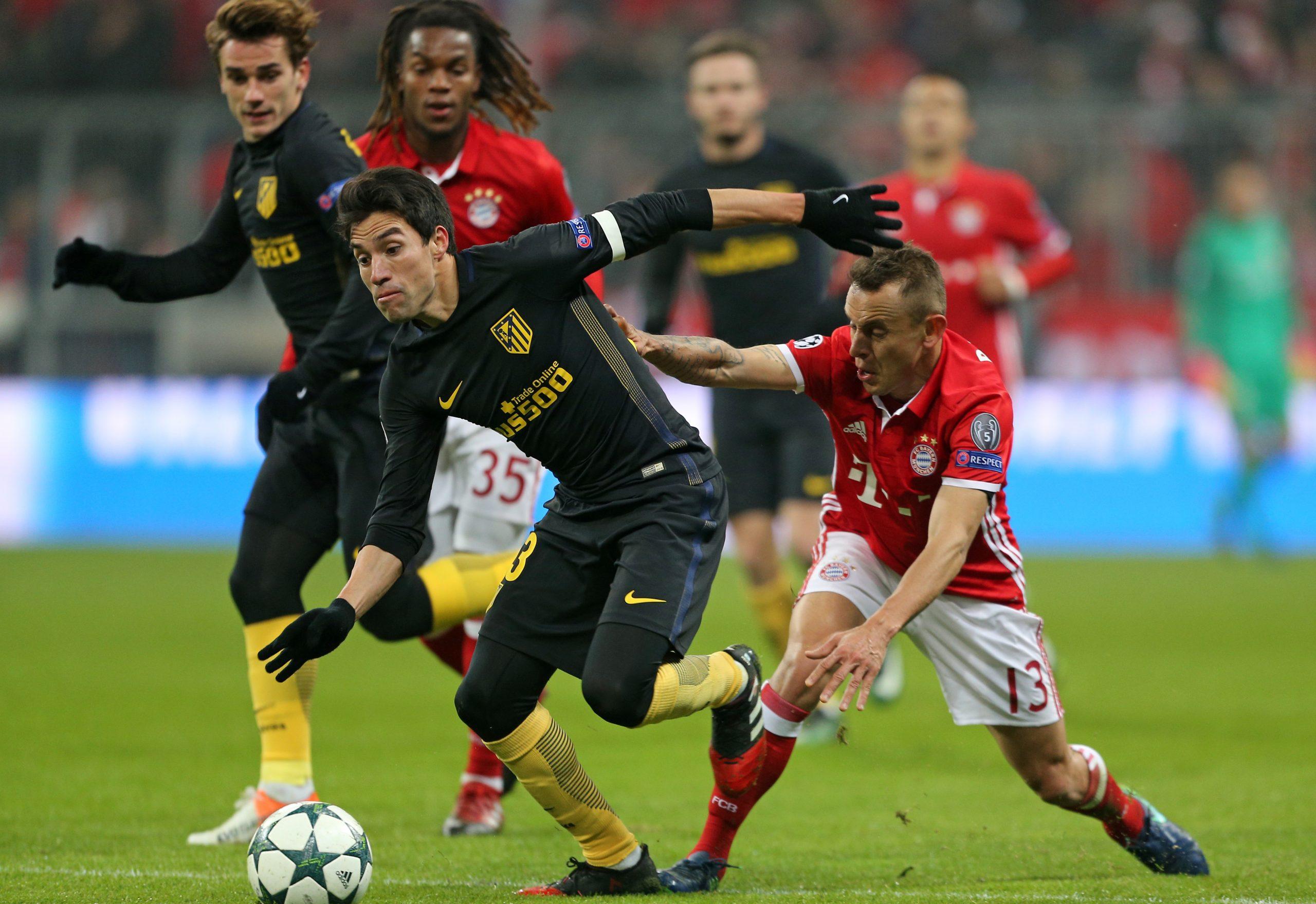 Bayern München Atletico