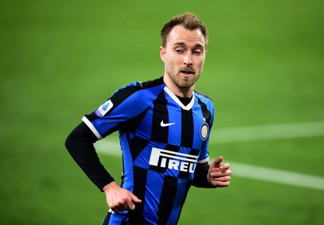 Christian Eriksen disappointed at Inter Milan and could leave in January transfer window