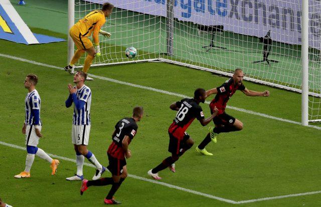 Eintracht Frankfurt Players Salaries 2020 (Weekly Wages)