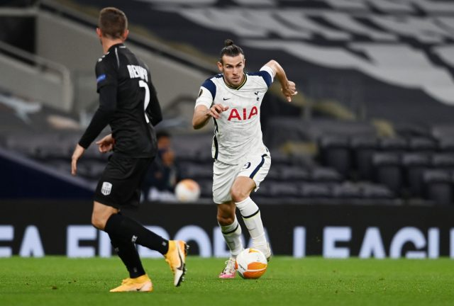 Gareth Bale provides fitness update after making his second full debut