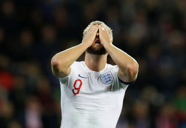 Gareth Southgate delivers update on Harry Kane injury