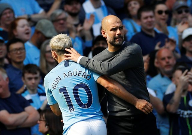 Guardiola Gives Aguero A Condition For New City Contract