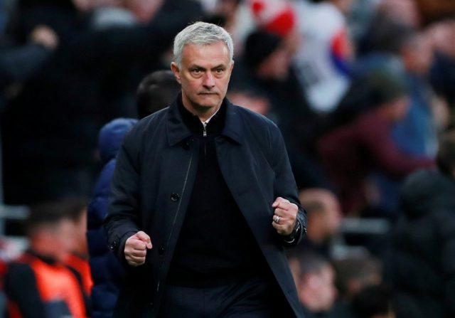 Mourinho Wants To Make Spurs As Good As Former Real Madrid Squad
