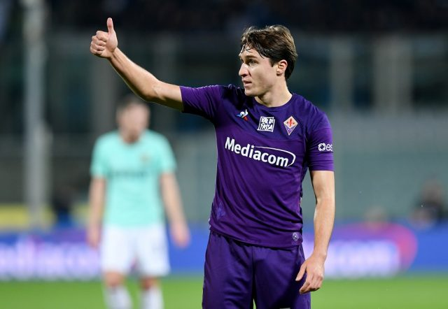 OFFICIAL Federico Chiesa Signs For Juventus On Two-Year Loan Deal With €40m Obligation