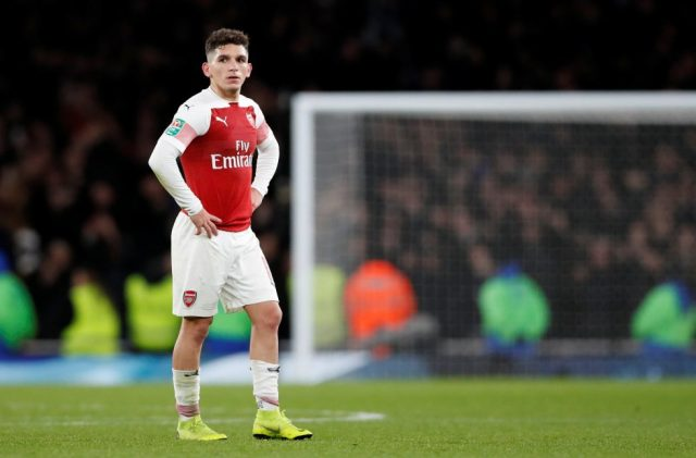 OFFICIAL: Lucas Torreira joins Atletico Madrid on loan