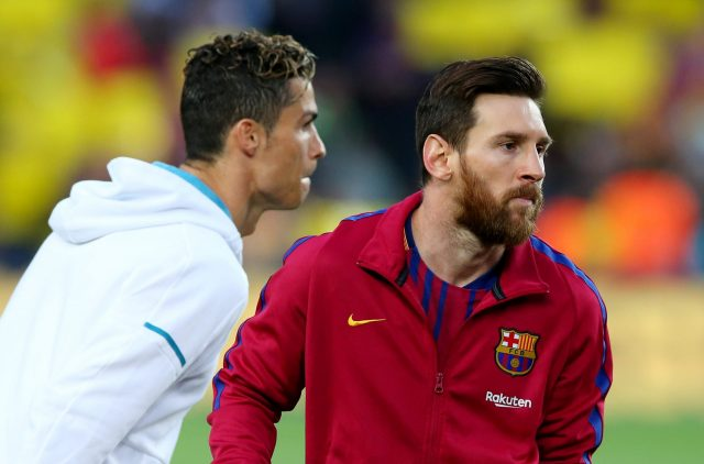Real Madrid Had Wanted To Sign Messi With Stadium Budget
