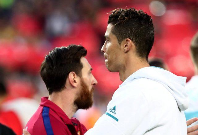 Ronaldo vs Messi In El Clasico All-Time Stats Rivalry
