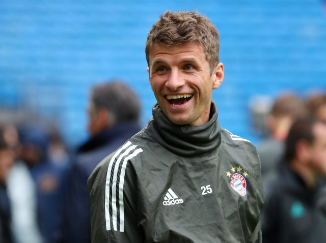 Thomas Muller reveals how he copes with Bayern workload