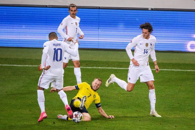 France vs Sweden Live Stream