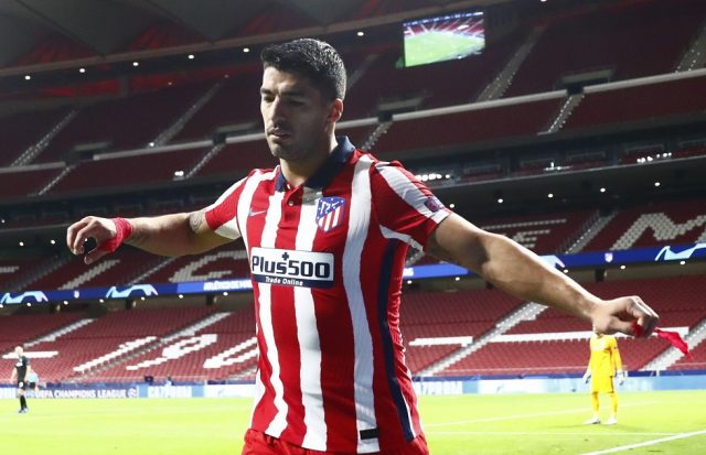 Insight Into Luis Suarez's Workrate At Atletico Madrid