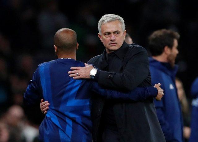 Jose Mourinho delighted with Tottenham win