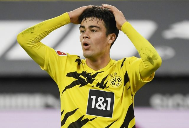 OFFICIAL Gio Reyna Extends Borussia Dortmund Contract Until 2025