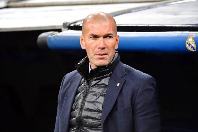 Real boss Zidane wants Inter Milan clash to treat like a final